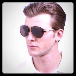 NWOT Burberry Aviator Sunglasses 🇮🇹